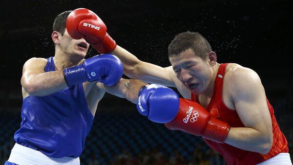 Камран Шахсуварлы против Чжао Мин Гана - Sputnik Азербайджан