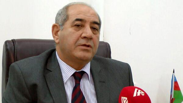 Гурбан Етирмишли, директор Республиканского центра сейсмологической службы при Национальной академии наук Азербайджана - Sputnik Азербайджан