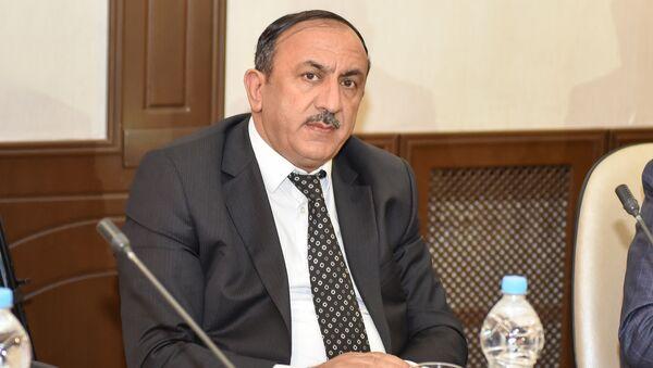 Mübariz Abbasov, Nazirlər Kabineti yanında Bakı Nəqliyyat Agentliyinin baş direktorunun müşaviri - Sputnik Azərbaycan