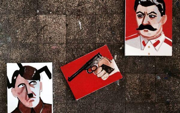 Гитлер боится Сталина - Sputnik Азербайджан