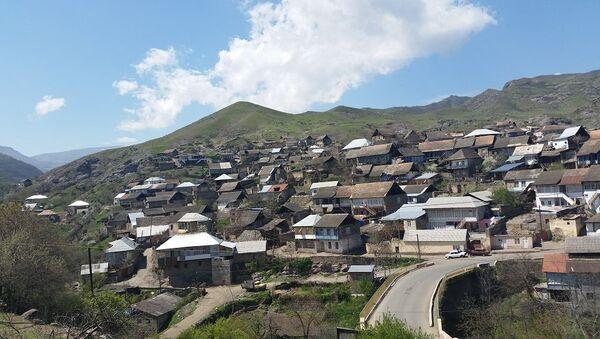 Daşkəsən rayonun Bayan kəndi - Sputnik Azərbaycan