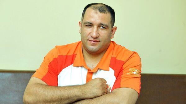 Золотой призер Паралимпийских игр Ильхам Закиев - Sputnik Азербайджан