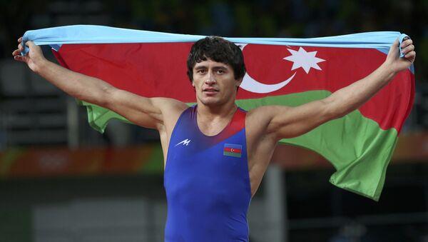 Борец Расул Чунаев - Sputnik Азербайджан
