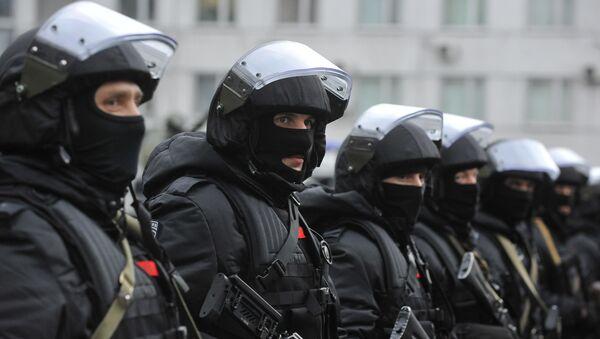 Rusiya xüsusi təyinatlıları - Sputnik Azərbaycan