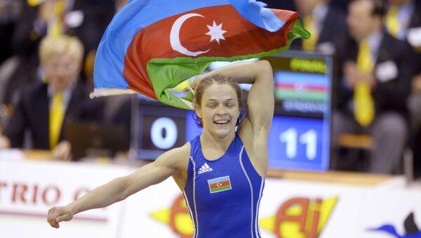 Мария Стадник. Архивное фото - Sputnik Азербайджан