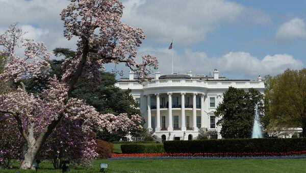 Официальная резиденция президента США - Sputnik Азербайджан