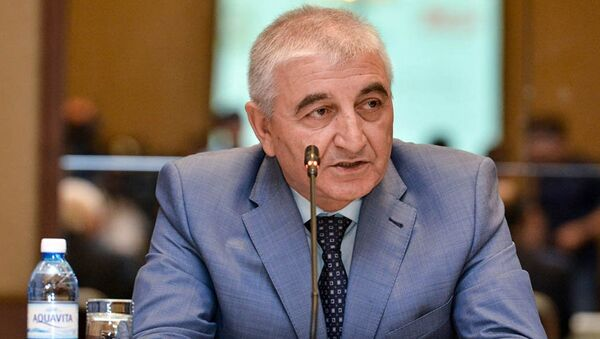 Мазаир Панахов, председатель ЦИК Азербайджана - Sputnik Азербайджан