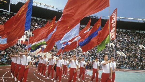 Флаги стран СССР - Sputnik Азербайджан