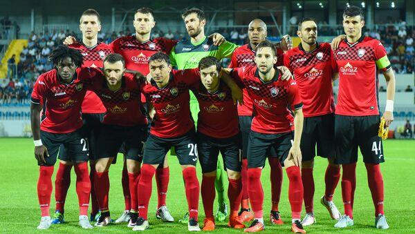 Футбольный клуб Габала. Архивное фото - Sputnik Азербайджан