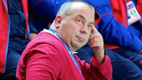 Олег Дмитриев - Sputnik Азербайджан