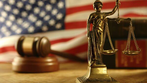 Американский суд - Sputnik Азербайджан