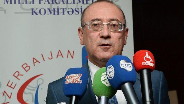 Президент НПКА Ильгар Рагимов - Sputnik Азербайджан