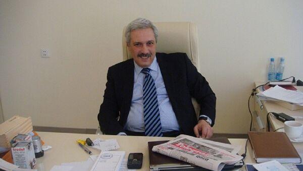 Директор Центра психического здоровья Министерства здравоохранения АР Фуад Исмайлов - Sputnik Азербайджан
