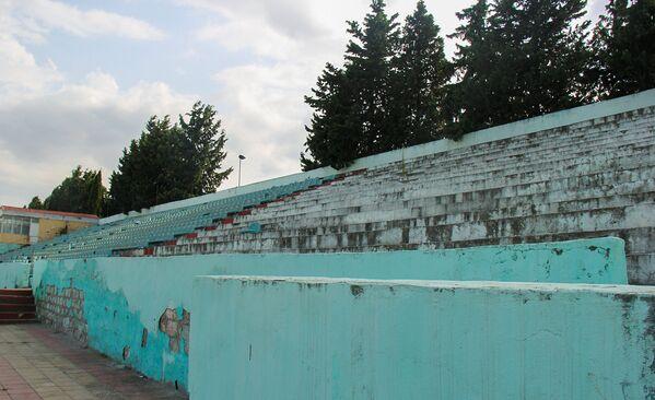 Ancaq stadionda, təxminən 3500 oturacaq quraşdırılıb - Sputnik Azərbaycan