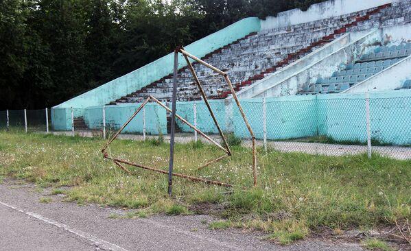 12 il bundan qabaq stadion əsaslı təmir olunub - Sputnik Azərbaycan