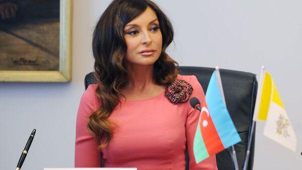 Mehriban Əliyeva - Sputnik Azərbaycan