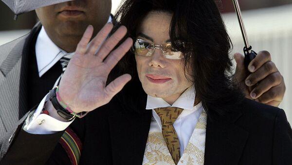 Американская поп-звезда Майкл Джексон. 3 июня 2005 года - Sputnik Азербайджан