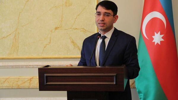 Гюндуз Исмаилов , заместитель председателя Государственного комитета по работе с религиозными структурами - Sputnik Азербайджан