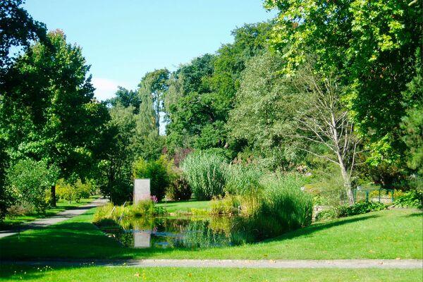 Ботанический сад Потсдамского университета в Германии - Sputnik Азербайджан