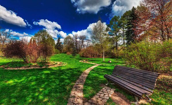 Центральный ботанический сад НАН Беларуси - Sputnik Азербайджан