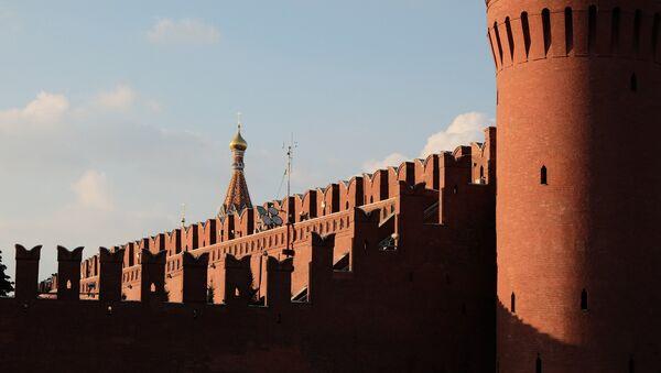 Москва. Архивное фото - Sputnik Азербайджан