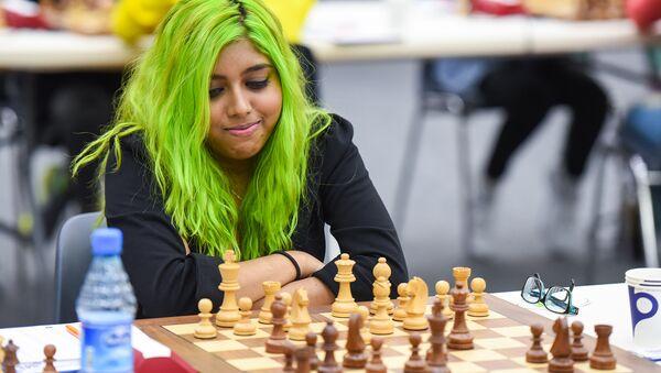 42 Всемирная шахматная олимпиада в Баку - Sputnik Азербайджан