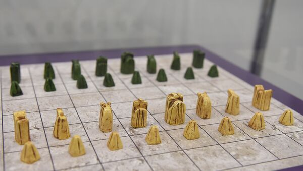 42 Всемирная шахматная олимпиада в Баку - Sputnik Azərbaycan