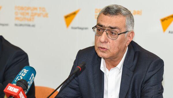 Çingiz Hüseynzadə - Sputnik Azərbaycan