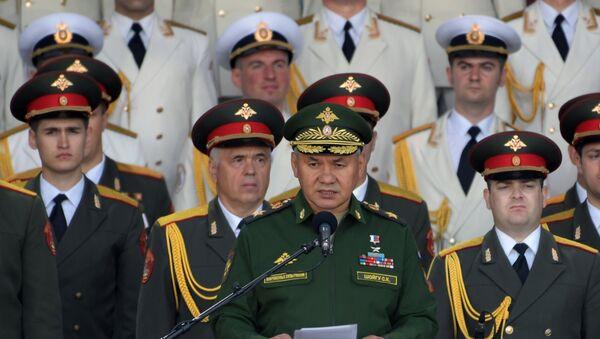 Открытие Международного военно-технического форума АРМИЯ-2016 - Sputnik Азербайджан