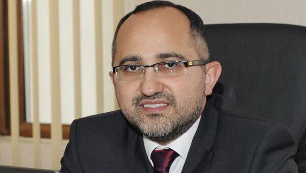 Акрам Гасанов - Sputnik Азербайджан