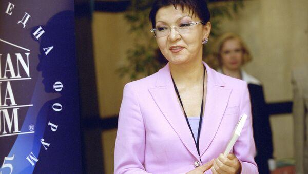 Дарига Назарбаева. Архивное фото - Sputnik Азербайджан
