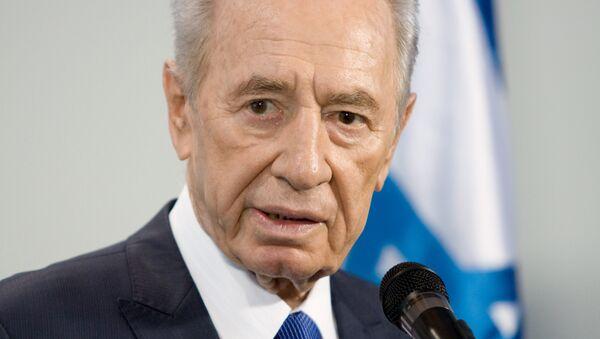 Шимон Перес - Sputnik Азербайджан