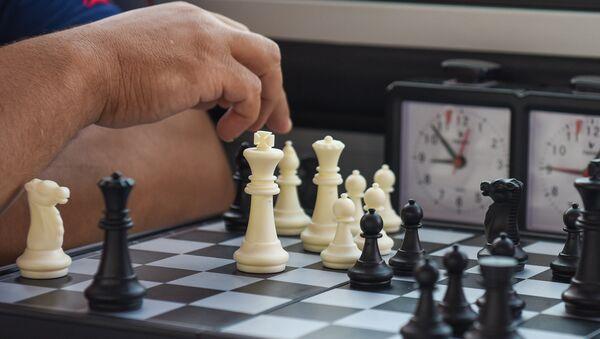 Игра в шахматы - Sputnik Азербайджан