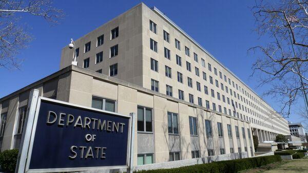 Государственный департамент США - Sputnik Азербайджан