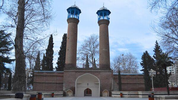 Мечеть Джума (XVII в.) - Sputnik Azərbaycan