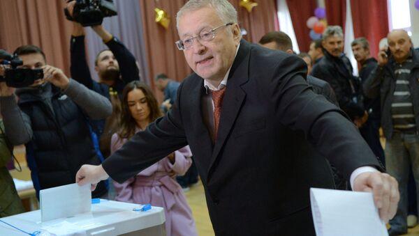 RLDP-nin lideri Vladimir Jirinpovski - Sputnik Azərbaycan