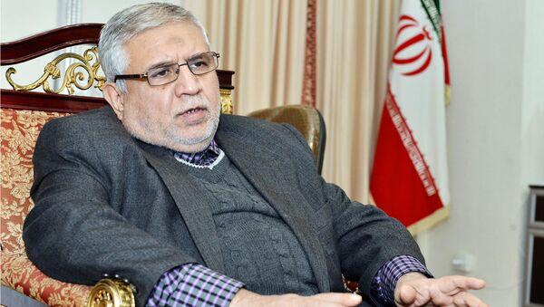 Мохсун Пакайин, посол Исламской Республики Иран в Азербайджане - Sputnik Азербайджан