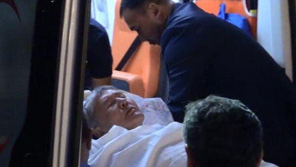 Алмазбек Атамбаев госпитализирован в Турции - Sputnik Азербайджан