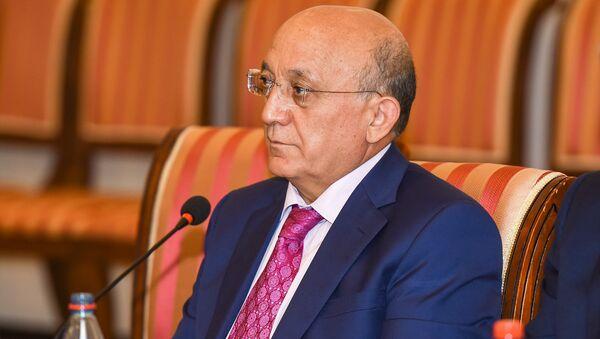 Председатель Государственного комитета по работе с религиозными организациями Мубариз Гурбанлы - Sputnik Азербайджан