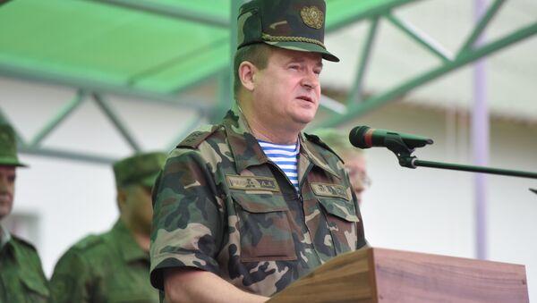 Министр обороны Беларуси генерал-лейтенант Андрей Равков - Sputnik Азербайджан