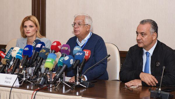 Наблюдательная миссия Европейской народной партии - Sputnik Азербайджан