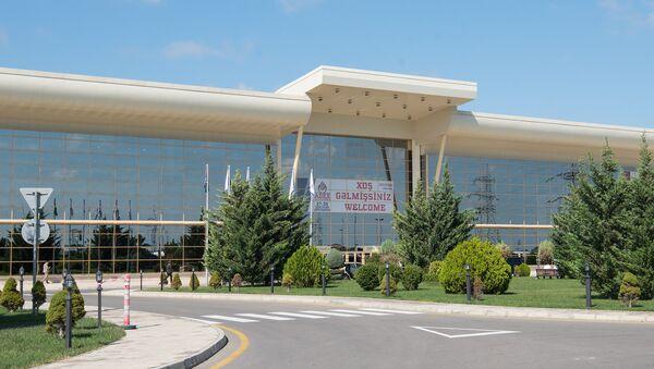 Baku Expo Centre, выставка ADEX 2016 - Sputnik Азербайджан