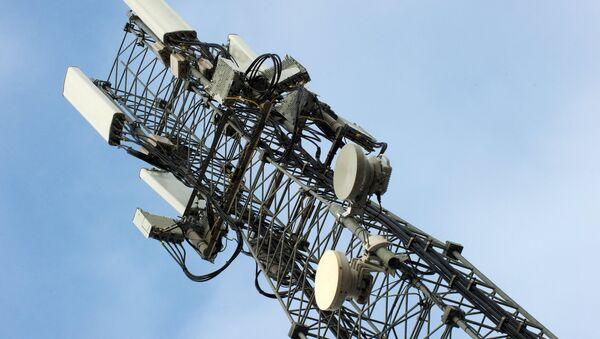 В Крыму запустили первые станции мобильной связи стандарта LTE - Sputnik Azərbaycan