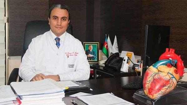 Kamran Musayev, tibb elmləri doktoru - Sputnik Azərbaycan