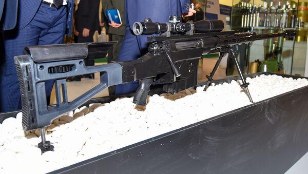 Снайперская винтовка - Sputnik Азербайджан