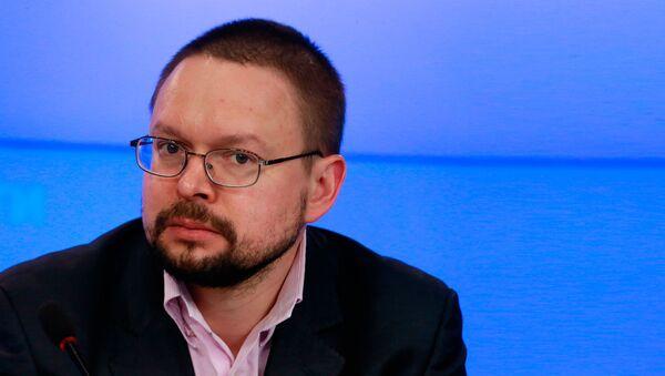Николай Силаев, cтарший научный сотрудник Центра проблем Кавказа и региональной безопасности МГИМО - Sputnik Азербайджан