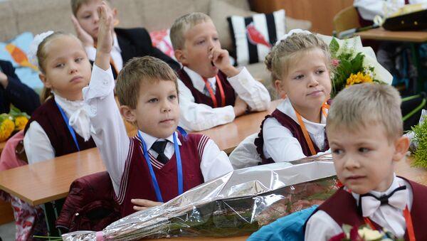 Начало учебного года - Sputnik Азербайджан