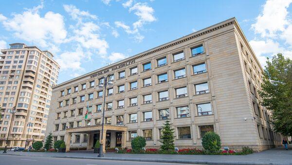 Здание Министерства налогов Азербайджанской Республики - Sputnik Азербайджан