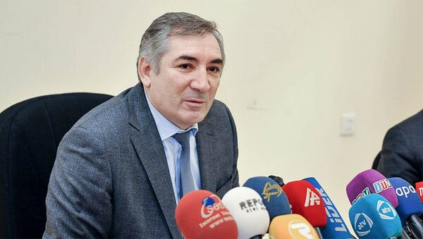Глава Нацсовета Нушираван Магеррамли - Sputnik Азербайджан