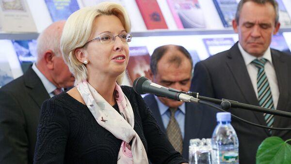 В Баку открылась выставка, посвященная жизни и культуре Латвии - Sputnik Азербайджан